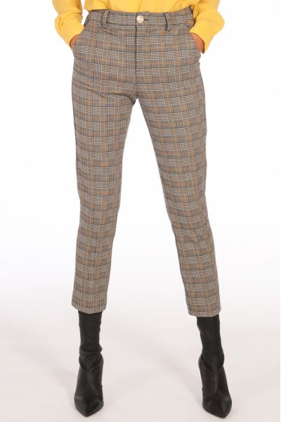 Pantalone Chino a Vita Alta di Liu Jo
