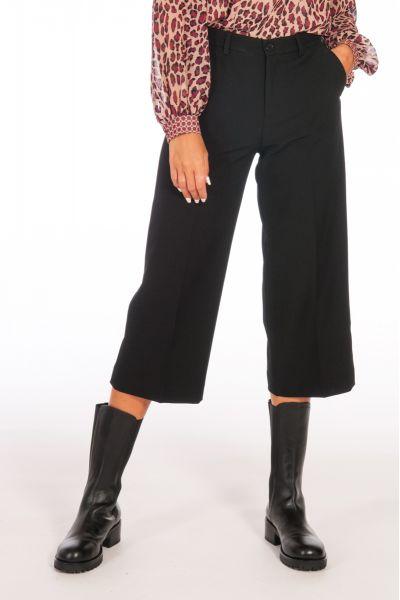 Pantalone Cropped di Liu Jo Nero