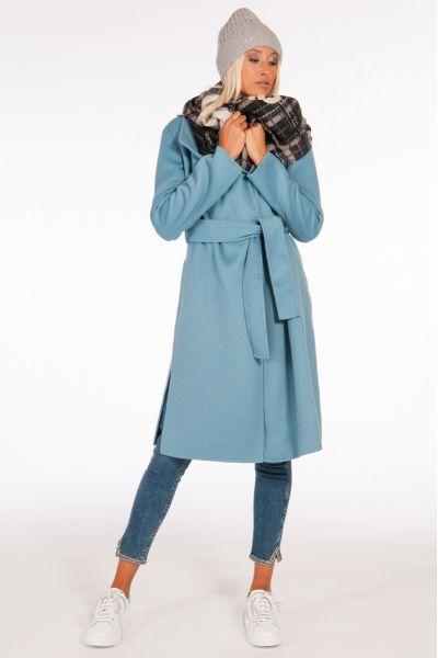 Cappotto con Cintura di Liu Jo