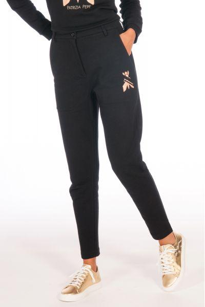 Pantalone in Felpa Essential di Patrizia Pepe
