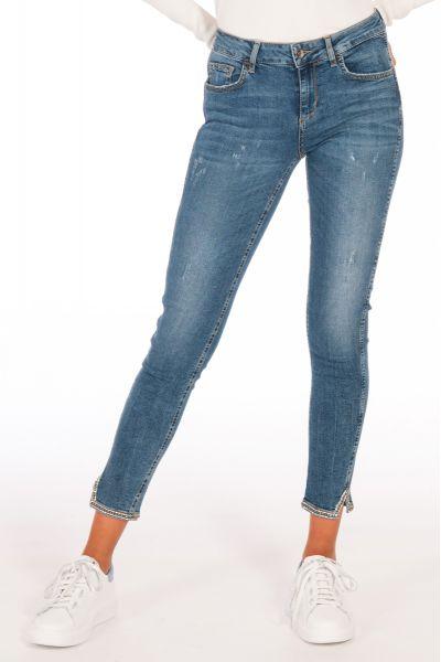 Jeans Skinny Bottom Up di Liu Jo