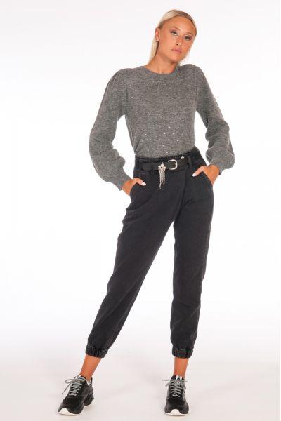 Jeans Jogger Baggy di Liu Jo